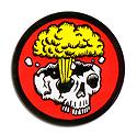 Missile - exploding skull
