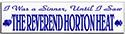 Reverend Horton Heat - Sinner