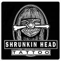 Shrunkin Head Tattoo